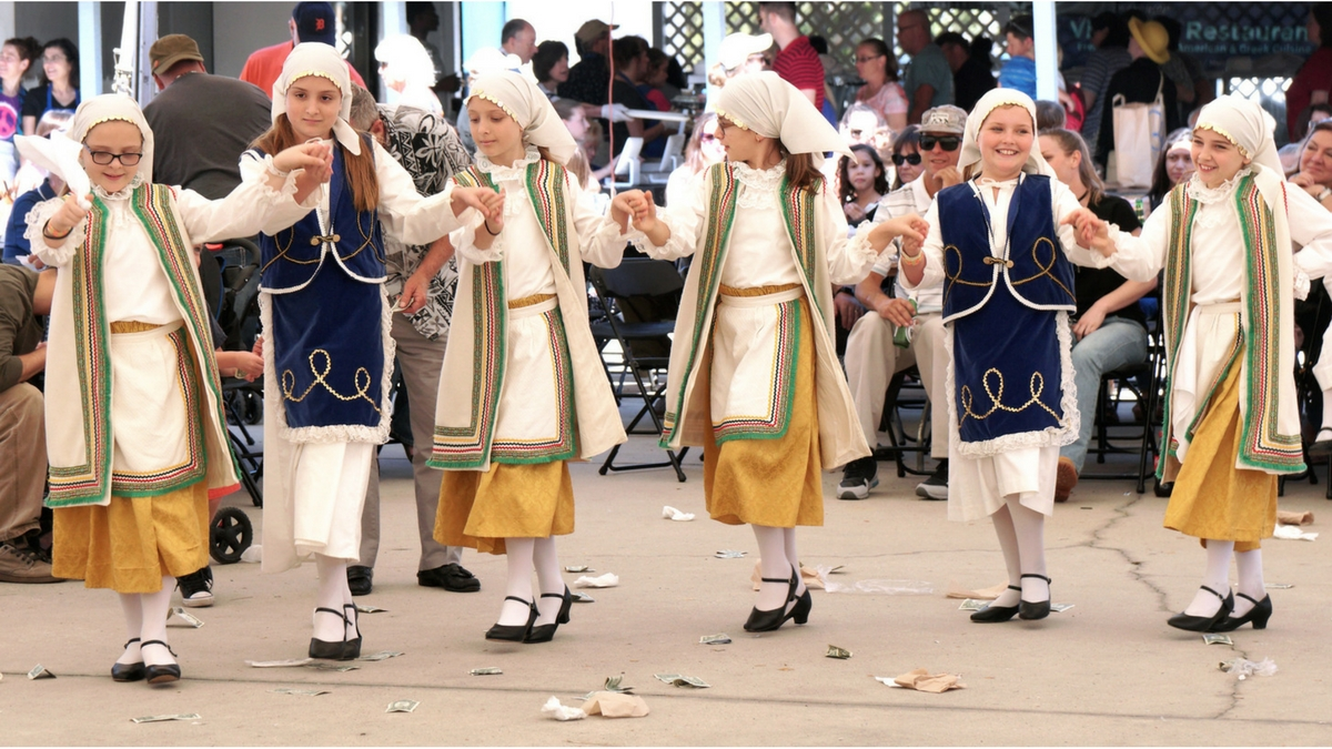 Greek Festival Schedule